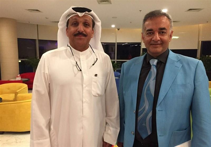 نصیری نژاد: به دنبال کسب بهترین نتیجه برای کوراش و کاروان ورزش ایران هستیم
