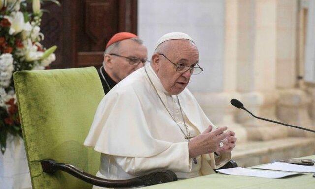 پاپ خواهان سازش در آمریکا شد و نژادپرستی را محکوم کرد