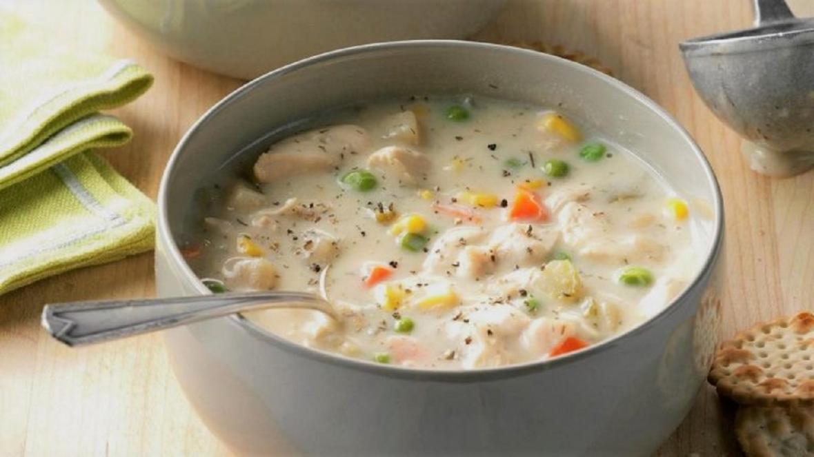 طرز تهیه یک سوپ خوشمزه برای درمان سریع سرماخوردگی و آنفولانزا