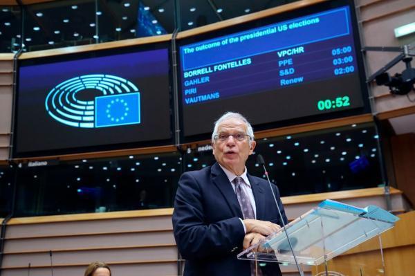 خبرنگاران ریانووستی: بورل برای برگزاری نشست برجام اعلام آمادگی کرد