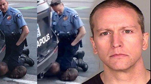 آغاز محاکمه پلیس سفید پوست قاتل جورج فلوید